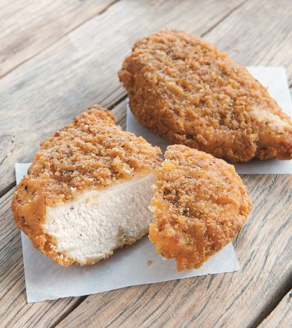 Cannich Stores: Southern Fried Chicken