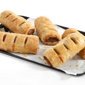 Cannich Stores : Classic Pork Sausage Roll