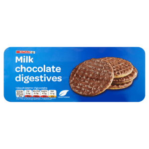 Cannich Stores : Milk Chocolate Digestives