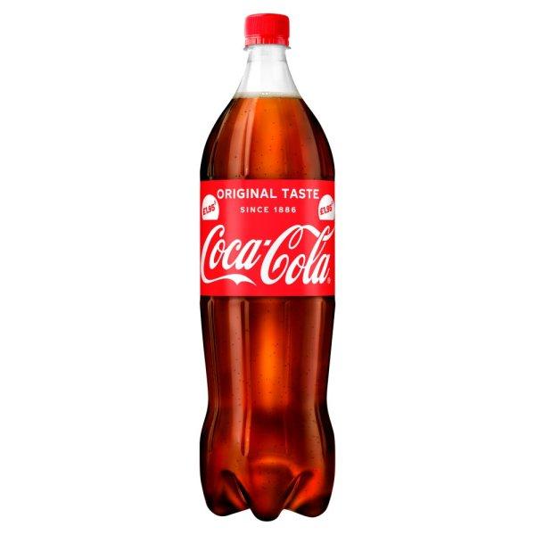 Coca-Cola PM £1.95