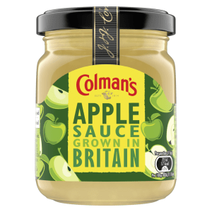 Colmans Bramley Apple Sauce 155ml