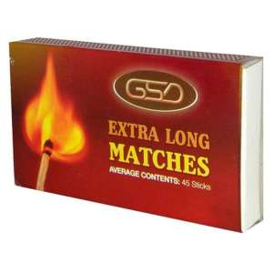 GSD Extra Long Matches
