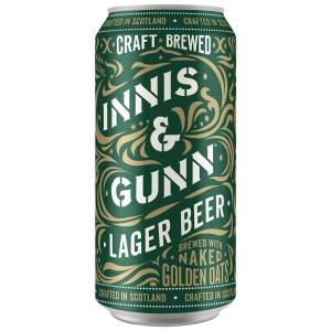 Innis & Gunn Lager Beer