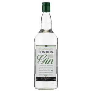 Spar Special Dry London Gin 1L