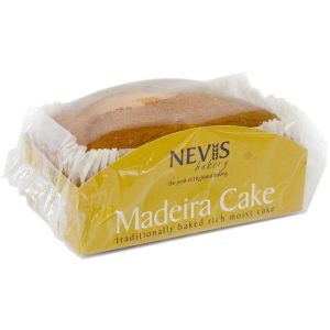 Cannich Stores : Nevis Madeira Cake