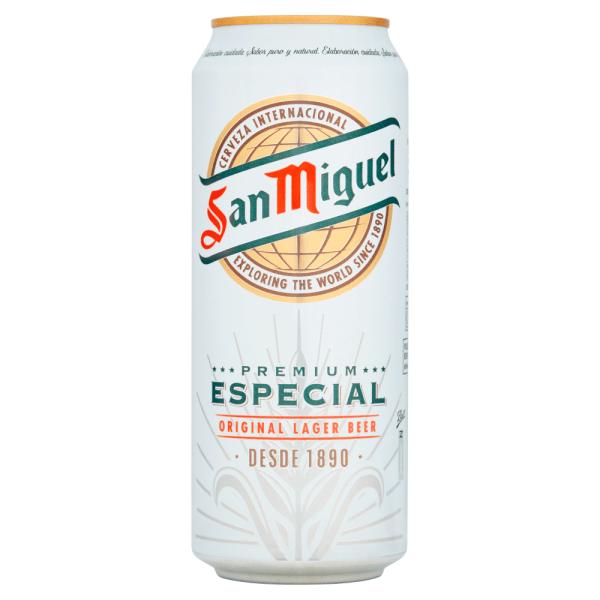 San Miguel Premium Lager Beer 568ml