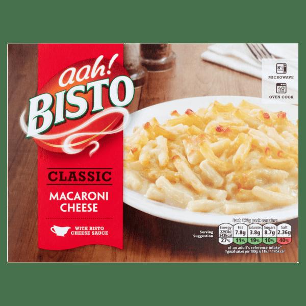 Bisto Classic Macaroni Cheese 375g