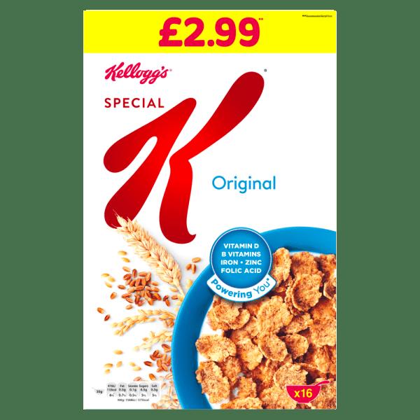 Kelloggs Special K Original 500g