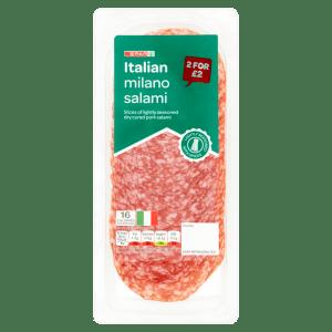 Spar Italian Milano Salami 40g