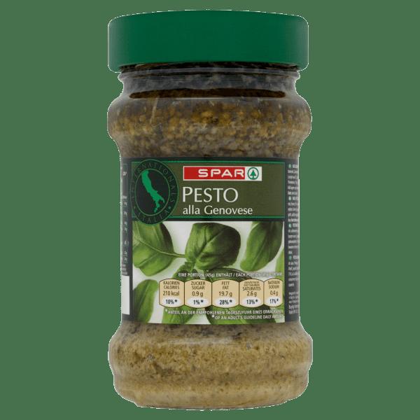 Spar Pesto Alla Genovese 190g