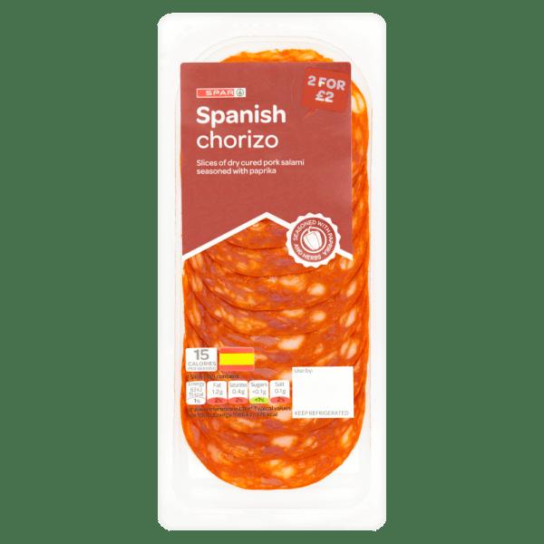 Spar Spanish Chorizo 45g