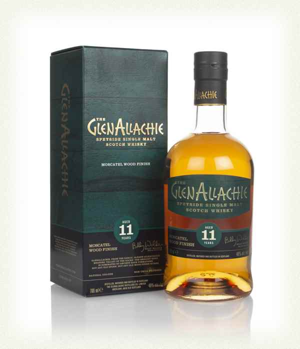 Glen Allachie Moscatel Wood Finish