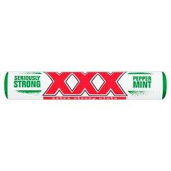 XXX Mint Rolls