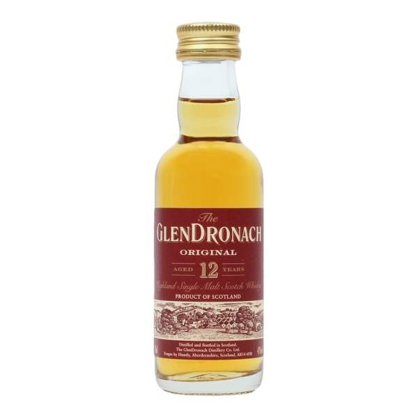 Glendronach 12 Year Old - 5cl