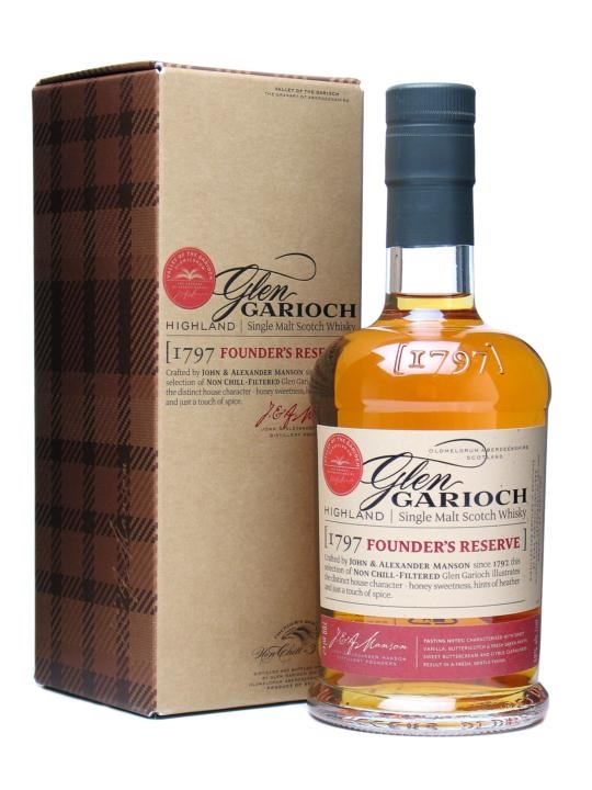 Glen Garioch 1797 Founders