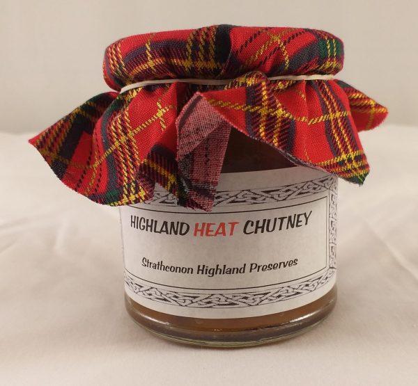 Strathconon Highland Preserves : Highland Heat Chutney