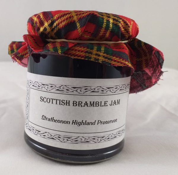 Strathconon Highland Preserves : Scottish Bramble Jam