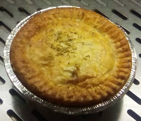 Aussie Pies - Homemade Lamb Pie