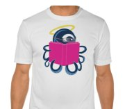 Godtopus Reads shirt