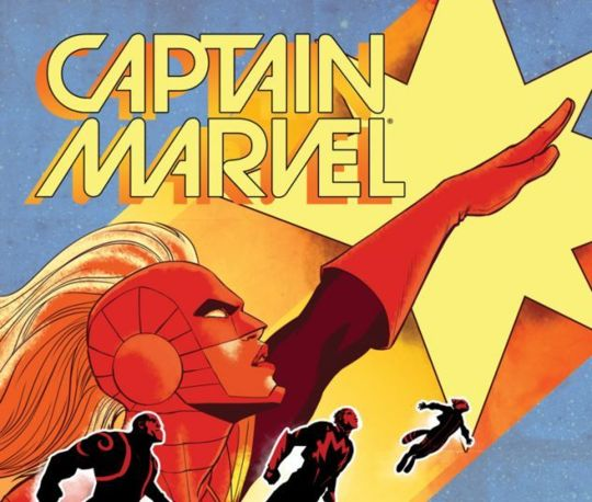 captain marvel issue 3