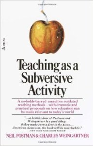teaching subversive
