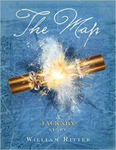 the map jackaby