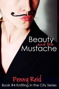 beauty mustache