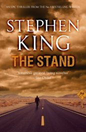 The Stand: Not a book you want to read when coming down with a cold…