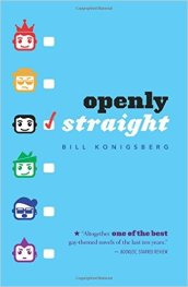 """""""Straight people have it so much easier. They don't understand. They can't. There's no such thing as openly straight."""""""