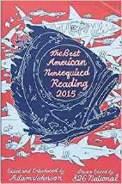 The Best American Non-Required Reading 2015