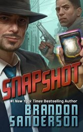 Sanderson does detective fiction with a sf twist.