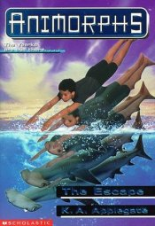 I'm behind on this Animorphs re-read, and all my reviews, and my entire life.
