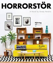If IKEA was built on the site of an abandoned super scary prison