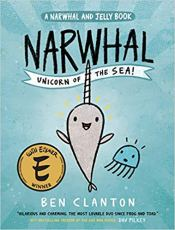 Narwhal and Jellyfish have delightful adventures – CBR10 Bingo: Award Winner