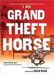 book cover of graphic novel Grand Theft Horse
