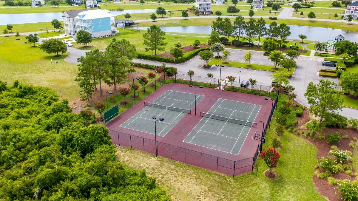 Cannonsgate Tennis Courts