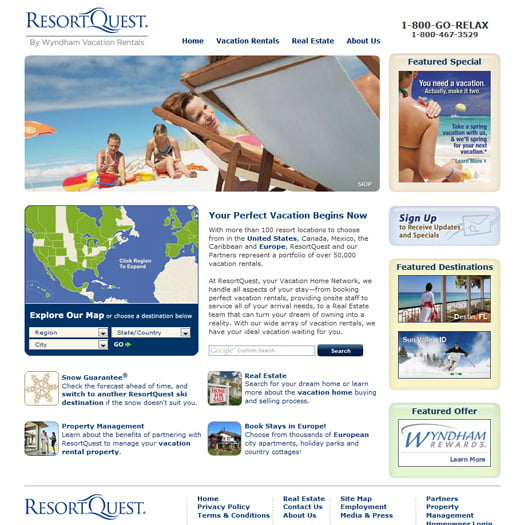 Resort Quest