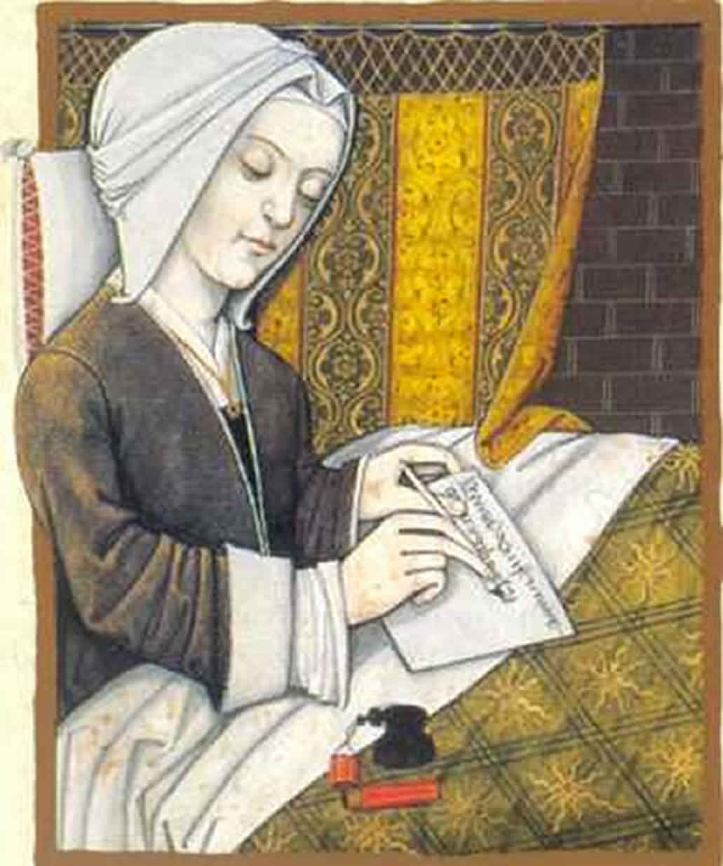 From Ashes to Impossible, From Impossible to Success: Christine de Pizan