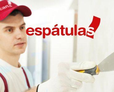 peintre peinture spatule