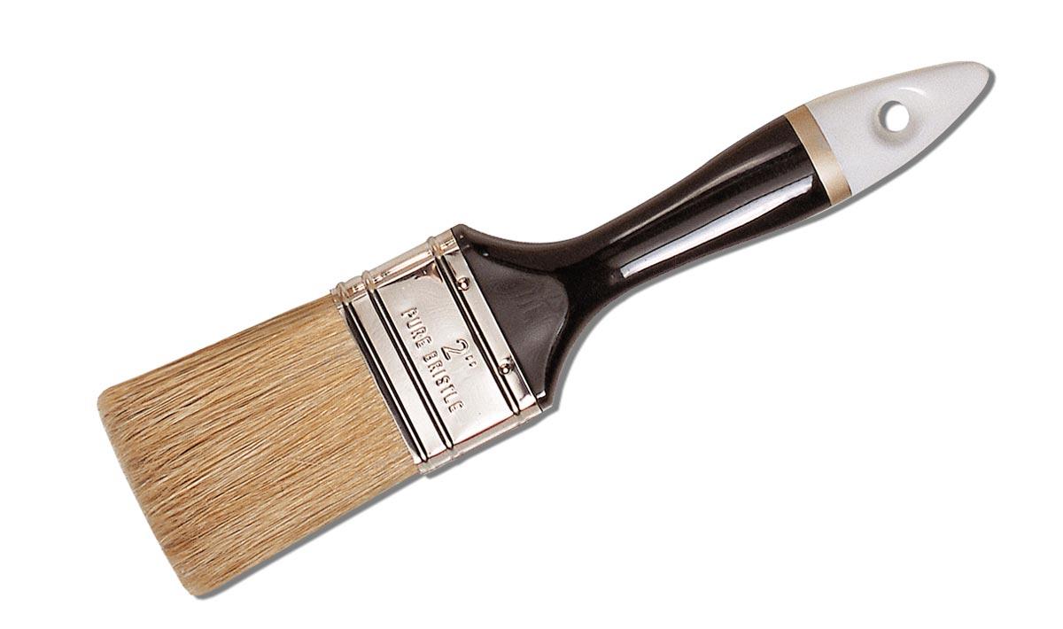 como elegir brochas para pintar pintor profesional