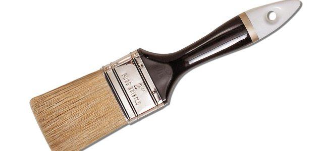 Como elegir brochas para pintar
