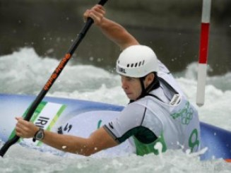 Canoeing Ireland Slalom