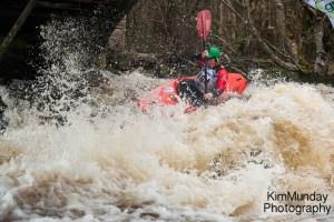 Galway fest white water kayaking