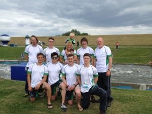 Krakow team photo