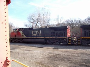 C & N engine