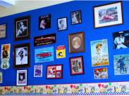 side wall of fame