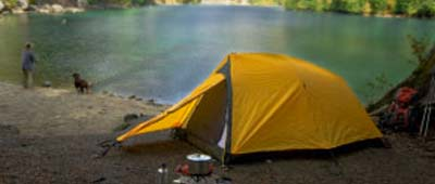 Tents And Tarps For Canoe Camping Canoeing