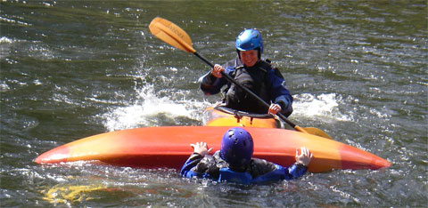 Canoe safety: Keeping safe on the water