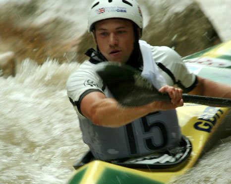Wild Water Racing sees competitors racing against the clock.
