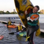 Find canoe and kayak clubs in London